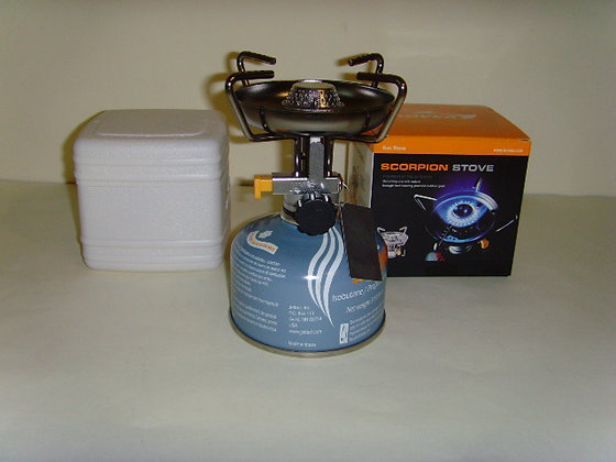 CAMPING GAS STOVE MODEL : TB-0410