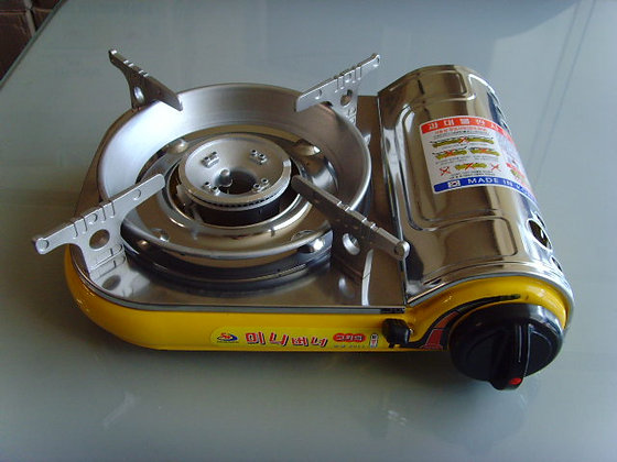 PORTABLE GAS STOVE MODEL : SW-2011