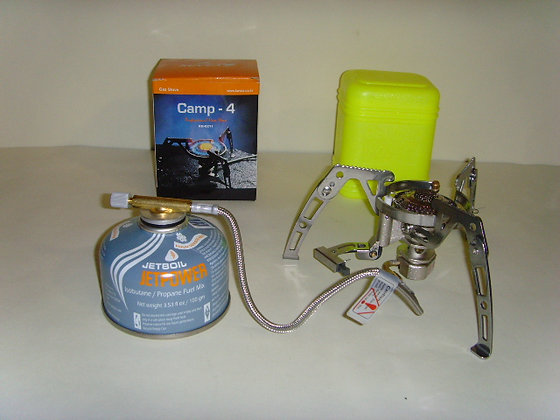 CAMPING GAS STOVE MODEL : TB-0211
