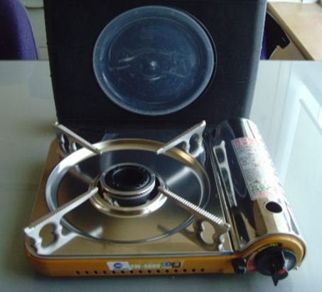 PORTABLE GAS STOVE MODEL : ST-505