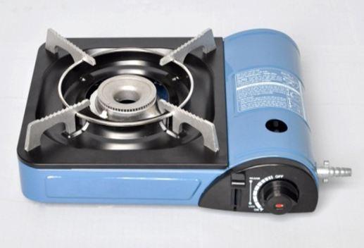 PORTABLE GAS STOVE 2WAY MODEL : TPB-162-2W