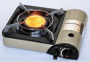 PORTABLE GAS STOVE MODEL : NA-164PF
