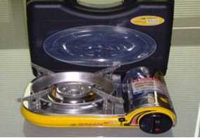 PORTABLE GAS STOVE MODEL : SW-001