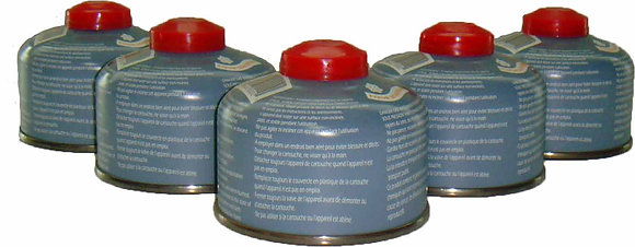 BUTANE GAS CARTRIDGE 100g SCREW TYPE