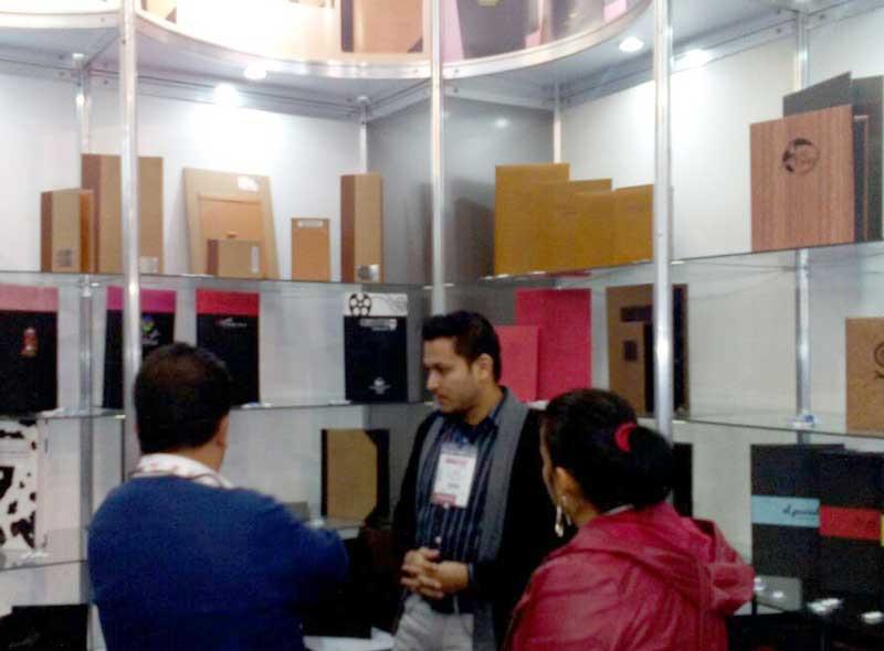 Stand en Centro Banamex Ciudad de México