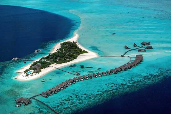 Cocoa Island de COMO, Maldivas