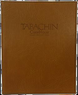 Portamenú Bordeaux - BDF Tabachin