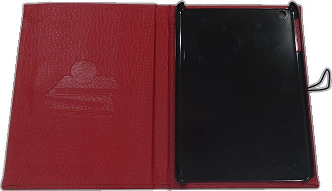Porta Ipad Tablet - Rojo