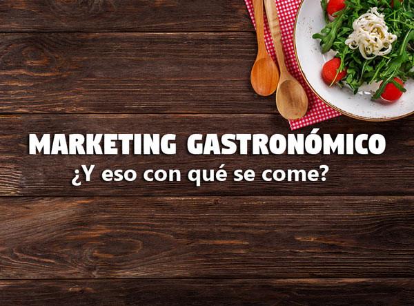 Marketing Gastronómico en México
