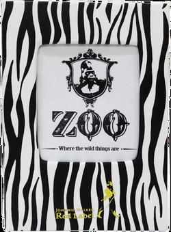 Portamenú Riviera Zoo Chico