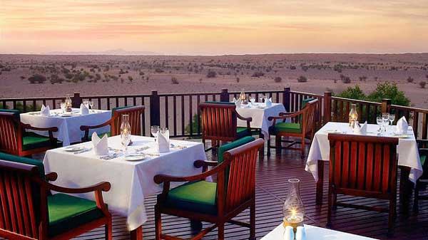 Al Maha – A Luxury Collection Desert Resort & Spa, Dubai