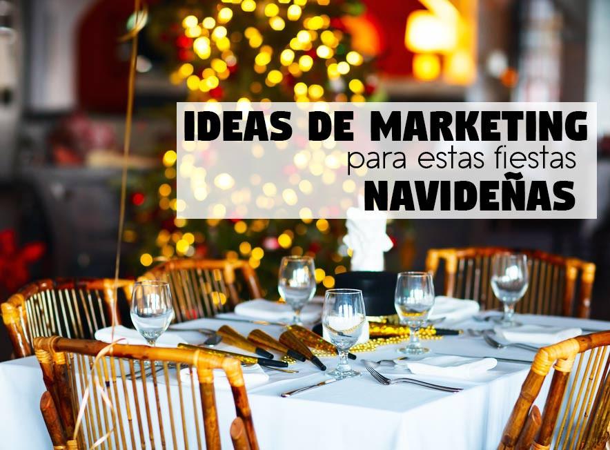 Ideas de Marketing para tu Restaurante esta Navidad Portamenus
