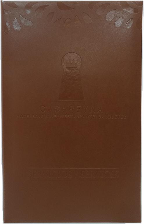 Libro de Capitán - Bra Café