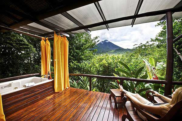 Nayara Hotel Spa & Gardens, Costa Rica