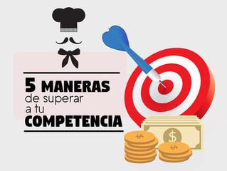 Bar: 5 Maneras de Superar a tu Competencia
