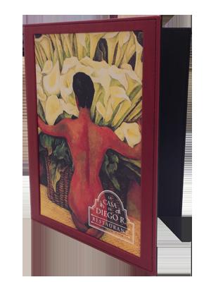 Modelo Diego Rivera