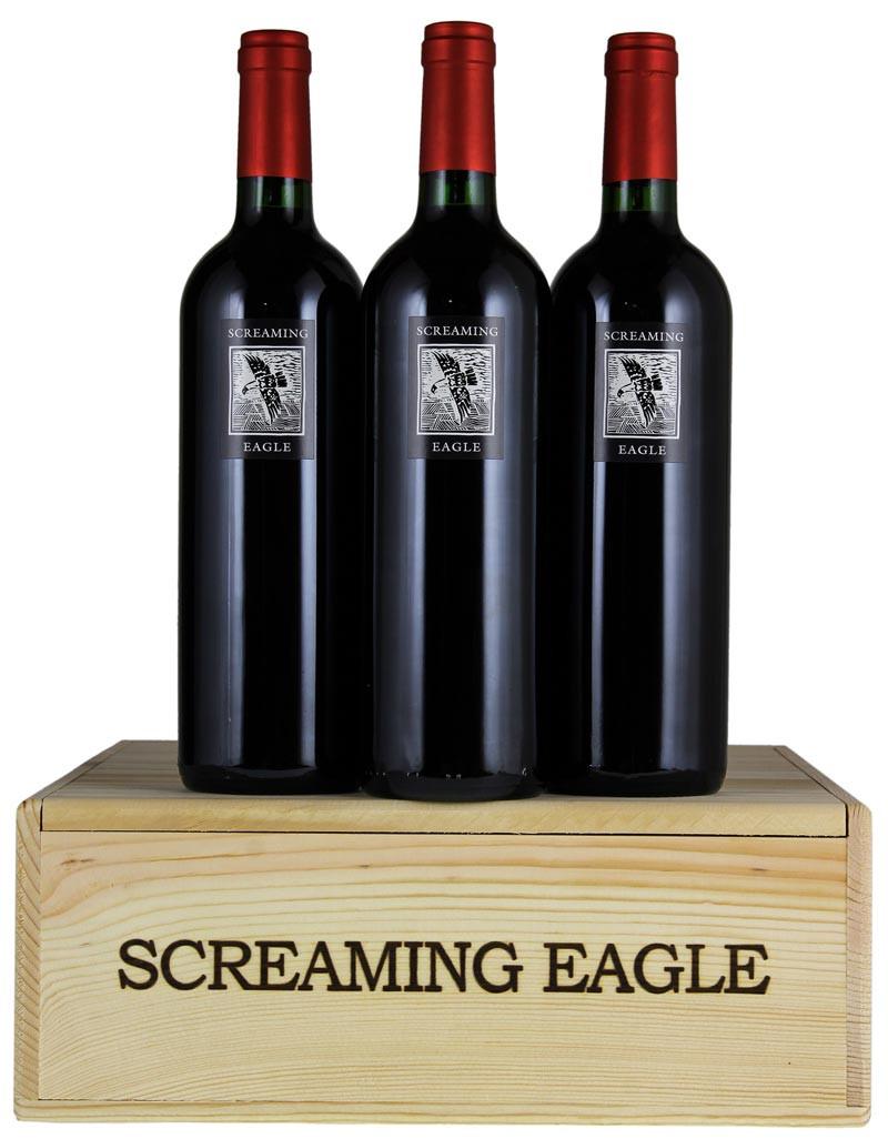 Screaming Eagle Vino Portamenús México