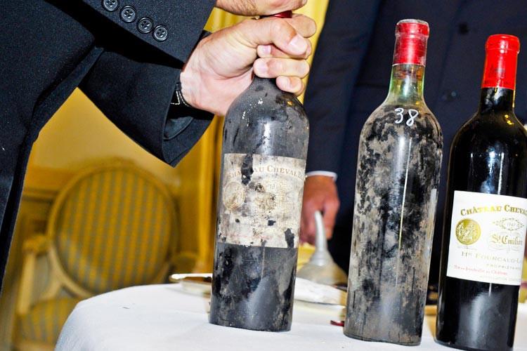 Los 5 vinos más caros del mundo y sus precios - Portamenús México