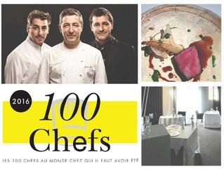 ¿Quiénes son los Mejores Chefs del 2016? Según la revista Le Chef en Francia