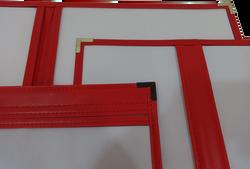 Portamenú CDS - Rojo
