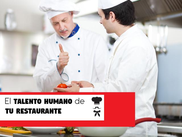 El talento humano Restaurante México