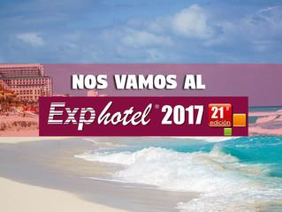 Nos vamos al Exphotel 2017