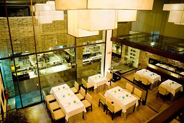 Central, Lima Restaurante - Porta Menú
