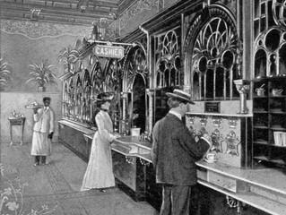 3 datos curiosos del primer restaurante automático