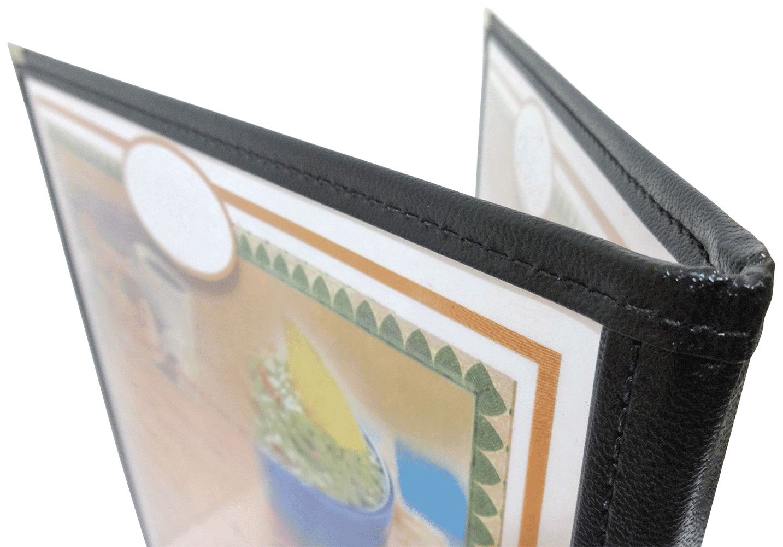 Portamenú modelo CDS-220 Detalle 2