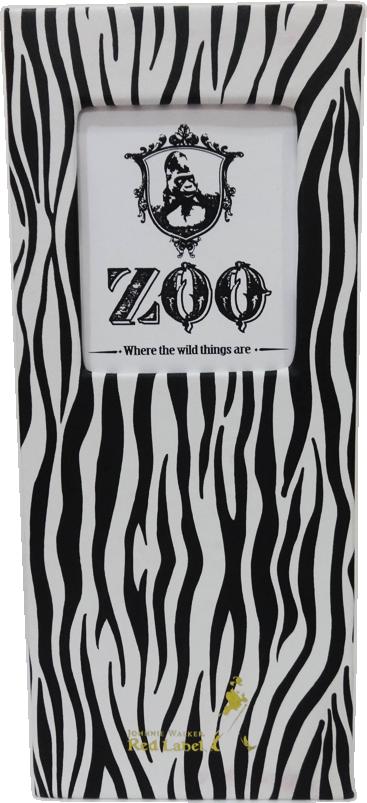 Portamenú Riviera Zoo Frente