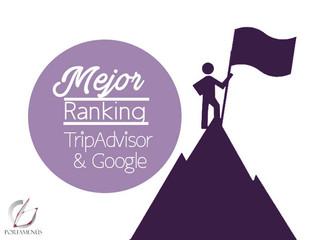 Obtén el mejor Ranking para tu Hotel en TripAdvisor y Google