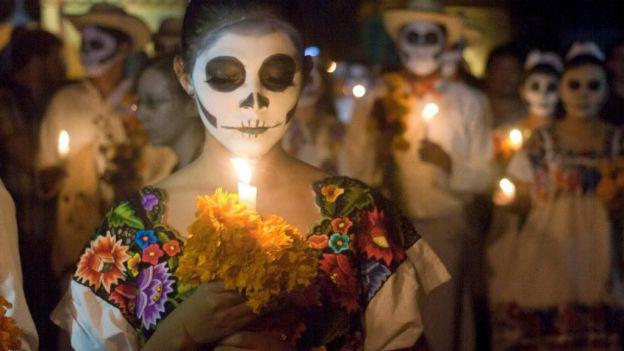 Paseo ánimas Yucatán Portamenús
