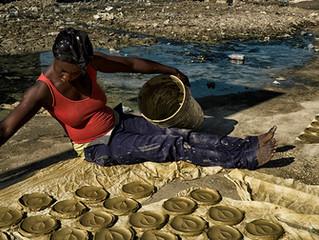 Día Internacional para la Erradicación de la Pobreza 17 de octubre.