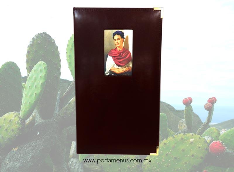 Menú de Frida Kahlo Restaurante Mexicano