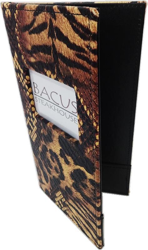 Porta cuentas - Bacus