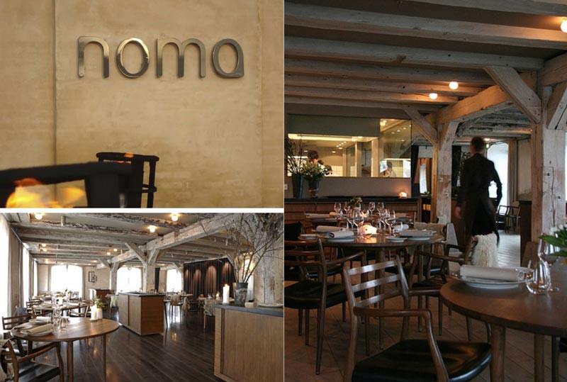 Noma, Copenhagen Restaurante - Portamenu