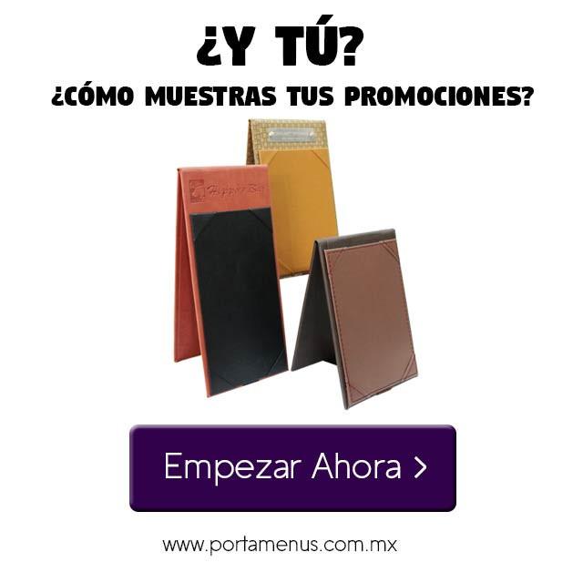 Exhibidores de Mesa en México