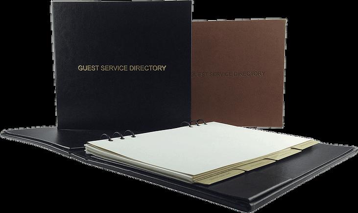 Carpetas - Directorio de Servicio