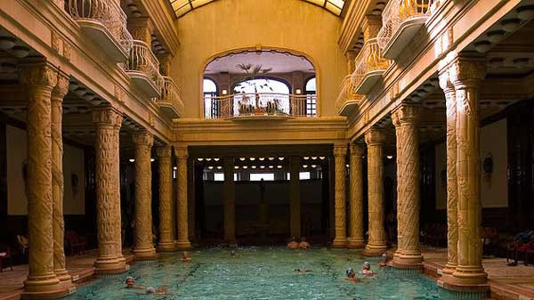 Four Seasons Hotel Gresham Palace, Hungría