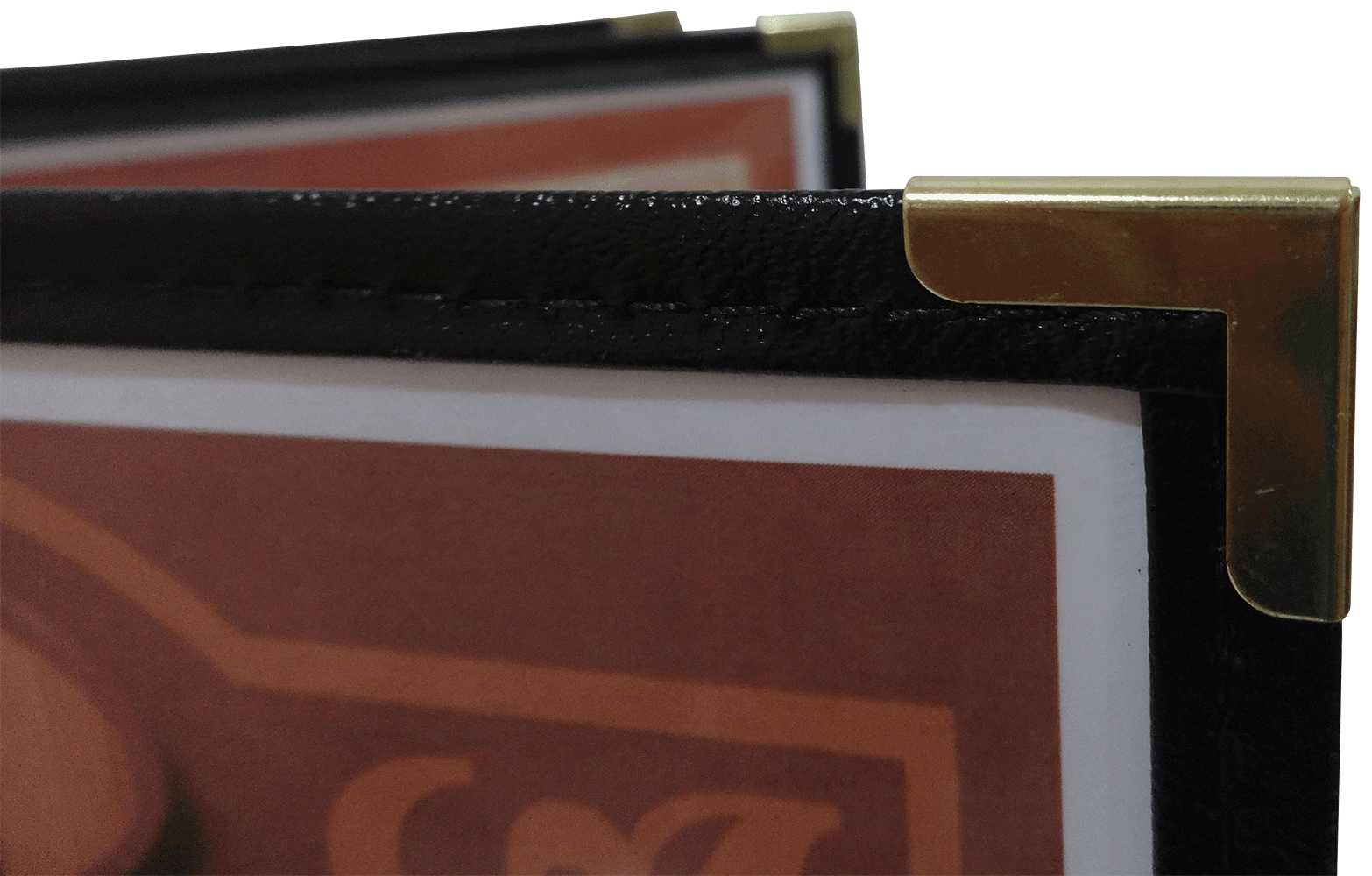 Portamenú modelo CDS-310B detalle