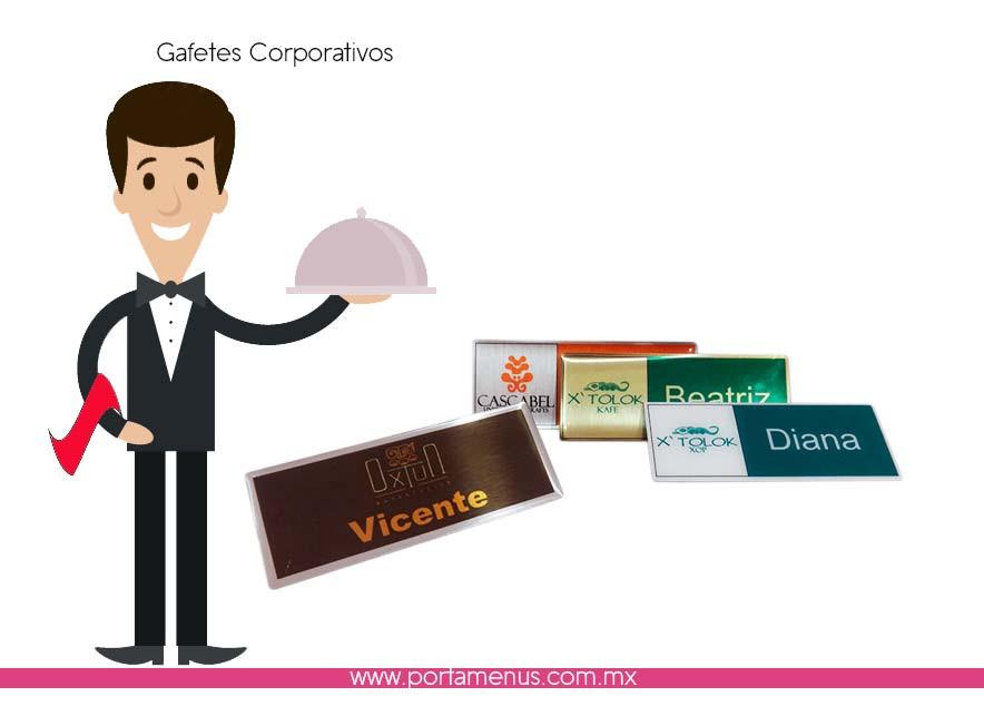 Gafetes Corporativos