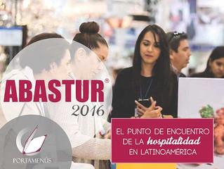 ¡Nos vamos al ABASTUR 2016!