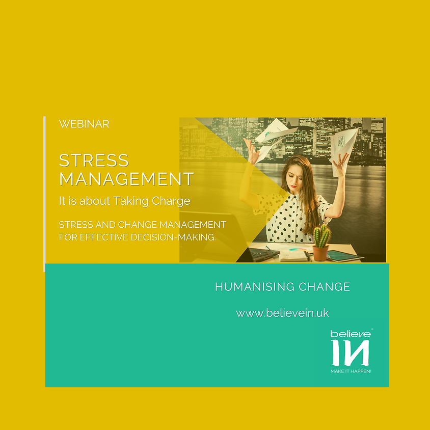 Stress Management: How to manage stress like an ace in any situation.