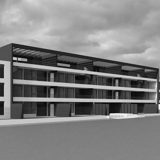 Edificio Bremen Almagro, 2020