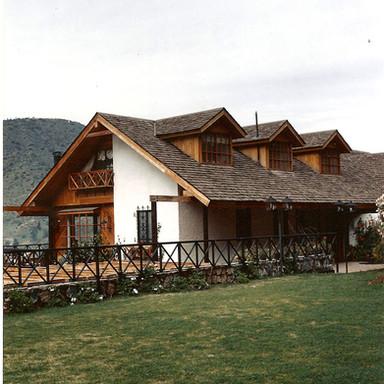 Casa Huberman, 1987