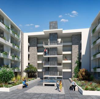 Edificio Exo Terra, 2012
