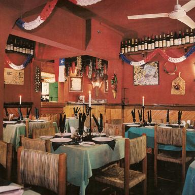 Restaurant Ají Verde, 1988