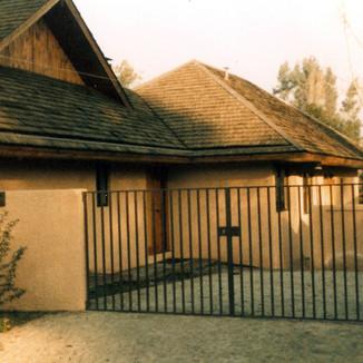 Casa Sanhueza, 1985