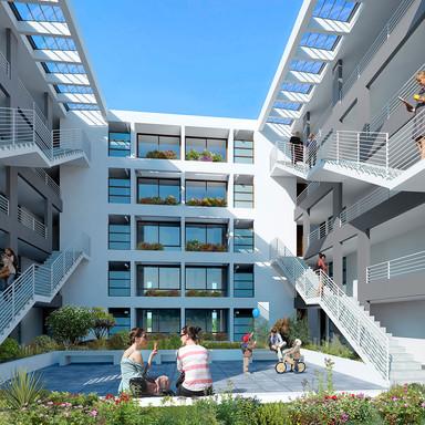 Edificio La Verbena, 2017