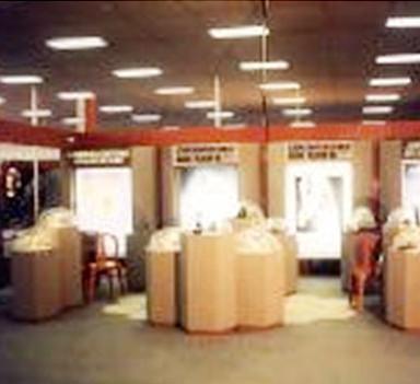 Local Cidcom Celular, 1990